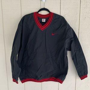 Vintage Nike pullover jacket